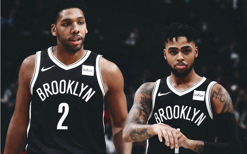 Jahlil Okafor & D'Angelo Russell