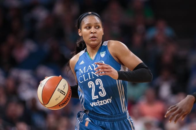 Minnesota Lynx Forward Maya Moore