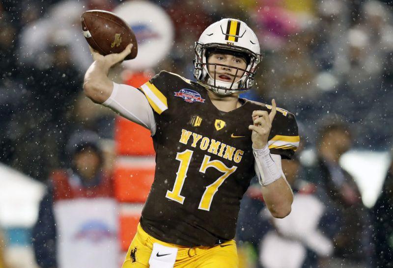 Josh Allen, My pick to go #1 this NFL Draft
