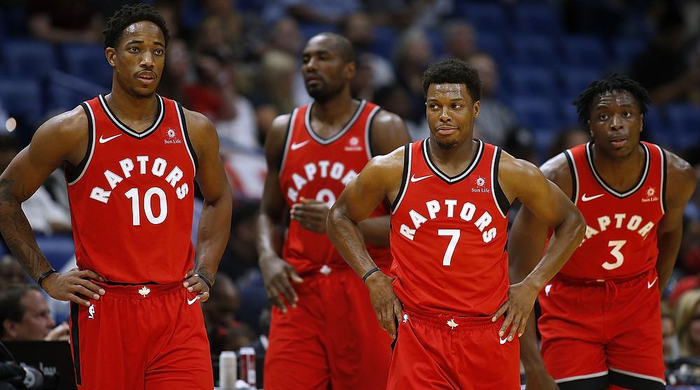 2018 Toronto Raptors
