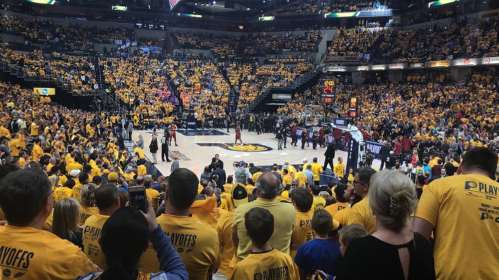 Bankers Life Fieldhouse, Indianapolis, Indiana