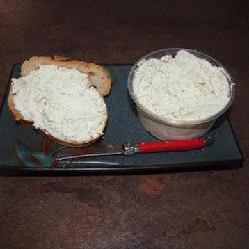 fromage frais aux fines herbes