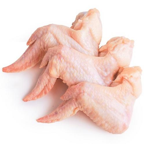 4 Ailes de poulet (environ 400g)