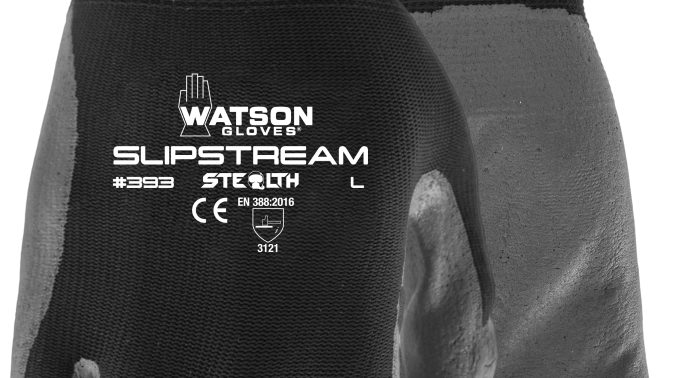 Stealth Slip Stream Gloves