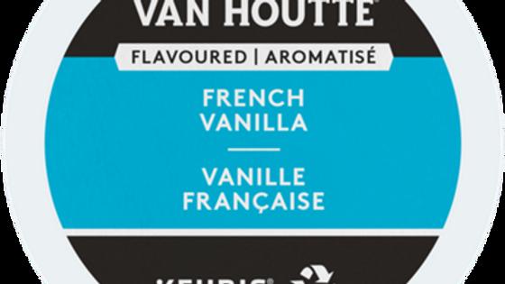 Van Houtte French Vanilla K-cups 24/box