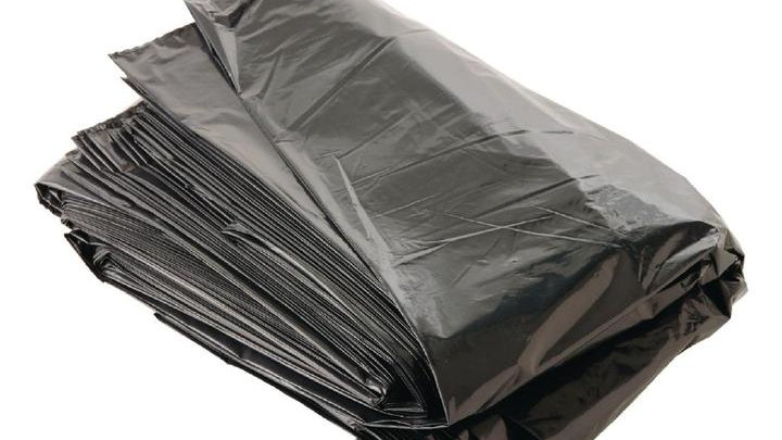 30x38 Folded Garbage Bags