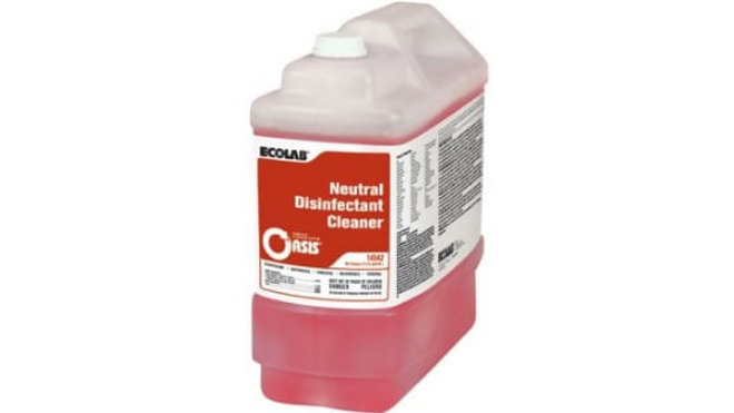 Eco Lab Neutral Disinfectant Cleaner