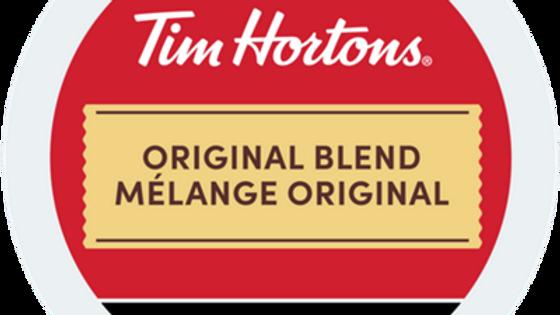 Tim Hortons Original K-cups 24/box
