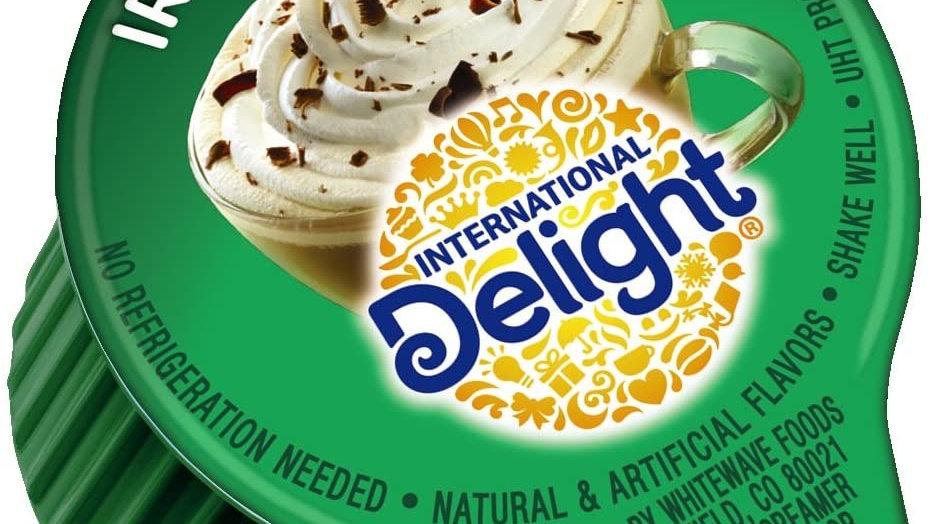 International Delight Irish Creme Creamers
