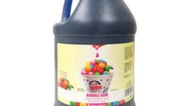 Bubble Gum Slush Syrup