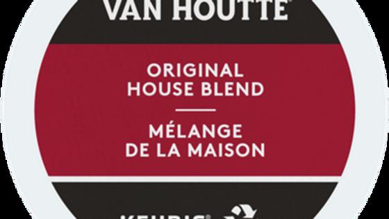 Van Houtte Original House Blend K-cups