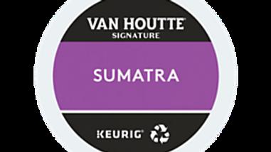 Van Houtte Sumatra K-cups 24/box
