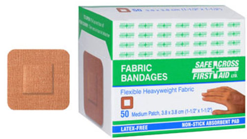 Small Patch Bandages