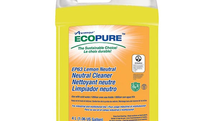 Ecopure EP63 Neutral Cleaner