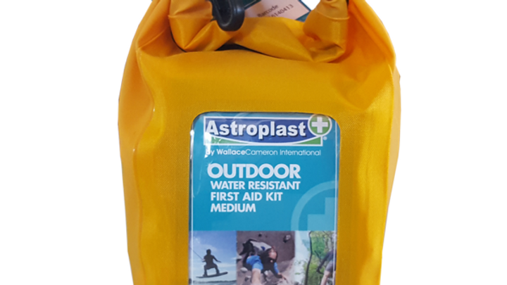 Marine/Outdoor Water Resistant First Aid Kit