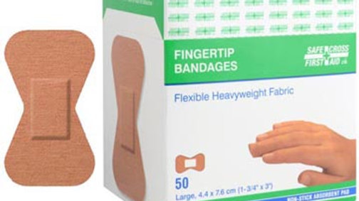 Large Fingertip Bandages