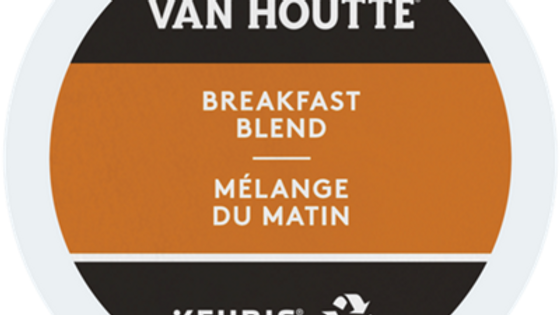 Van Houtte Breakfast Blend K-cups 24/box