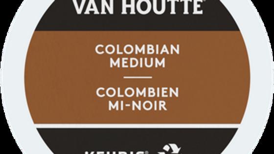 Van Houtte Colombian Medium K-cups 24/box