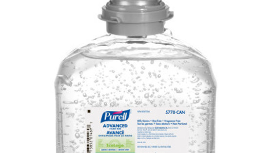 Purell TFX Advanced Hand Rub Gel