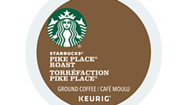 Starbucks Pike Place K-cups 24/box