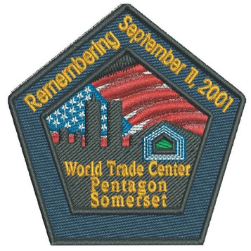 9/11 Patch