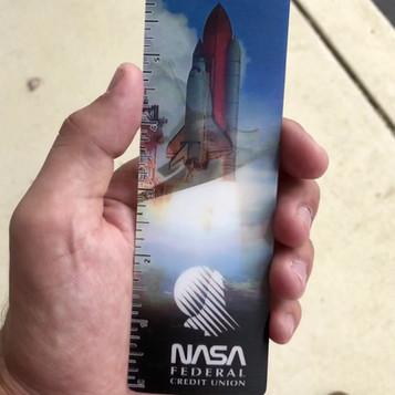 NASA Federal Credit Union Bookmarks