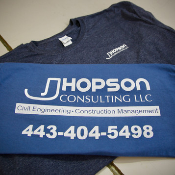 J. Hopson Consulting LLC Shirt