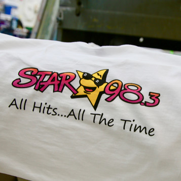 Star 98.3 - All Hits... All The Time Shirt
