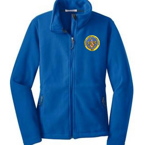 Women's Fleece - Full Zipper (Bar Assoc.)