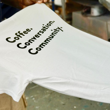 St. Inie's Coffee Shirts