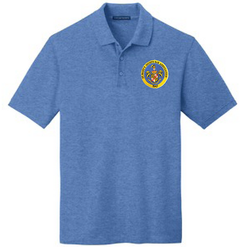 Men's Polo - Cotton (Bar Assoc.)