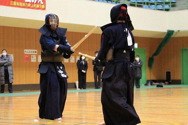 R2新人男子戦決勝(桑名VS三重)①.JPG