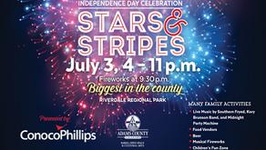 July 3rd Stars & Stripes Celebration