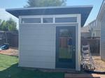 New Backyard Office in Brighton