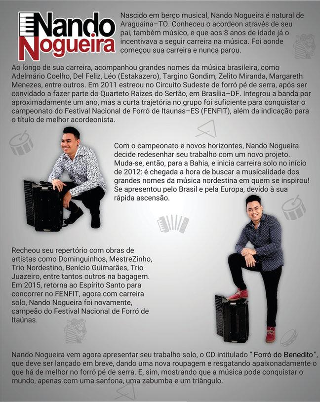 Nando Nogueira Release