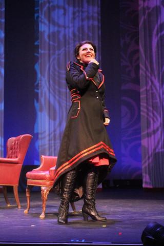 Le nozze di Figaro, Unversity of Tennessee Opera Theater, 2017