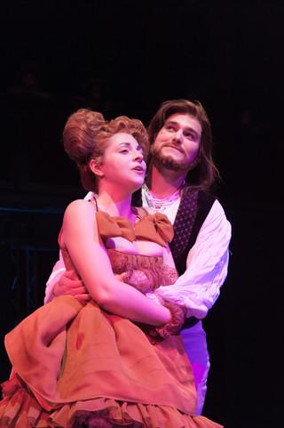 The Beggar's Opera, Lawrence University Opera Theater, 2016