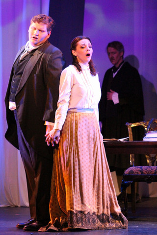 Middlemarch in Spring, Unversity of Tennessee Opera Theater, 2018
