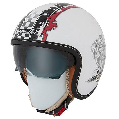 Spada Raze Revolution Helmet
