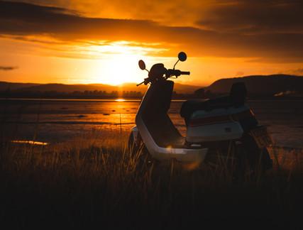 Sunset NIU