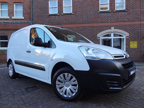 Citroen Berlingo 625 Enterprise Blue HDi