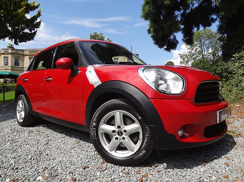 2013 '13' Mini Countryman One (Salt)