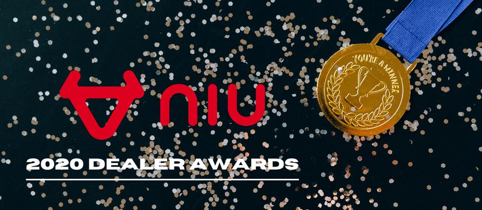 NIU Dealer Awards 2020
