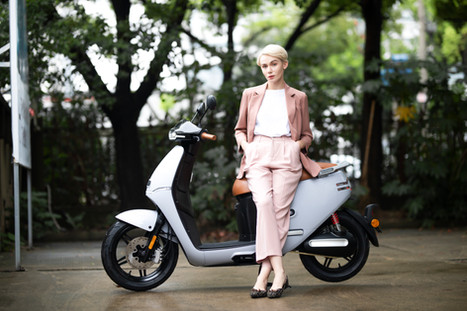 Horwin Electric Scooter