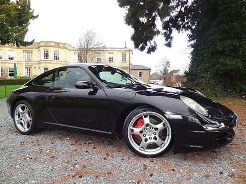2005 '54' Porsche 911 (997) Carrera 2 Tiptronic S