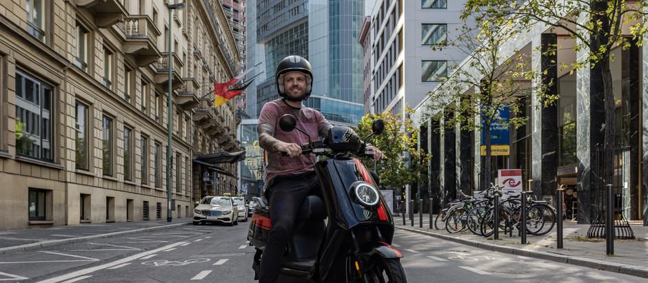 Insuring a NIU electric scooter