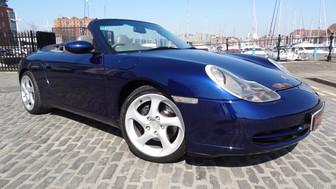 Porsche 911 Convertible