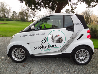 Scooter Shack Hull