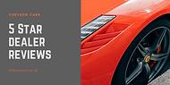 Orange For Men Masculine Cars Driving Tw