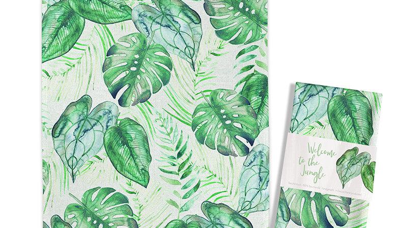 Kitchen Towel Jungle